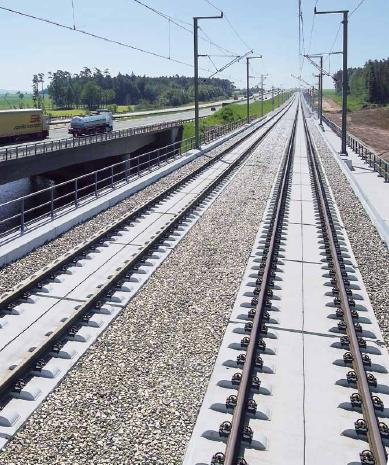 how to say train tracks in french